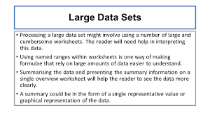Spreadsheet Reader P2 Unit 42 Spreadsheet Modelling Task Use Spreadsheet Formulae
