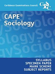 cape sociology syllabus docshare tips