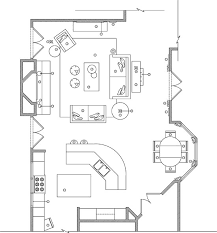 luxury kitchen floor plans family room floor plan luxury kitchen plans in home remodel ideas or