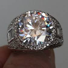 aliexpress buy 2ct brilliant simulate diamond men beautiful pics of diamond rings ring ideas