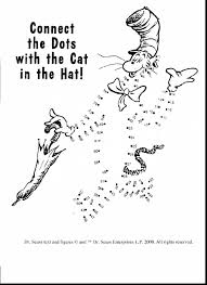 spectacular dr seuss cat in the hat coloring sheets with dr seuss