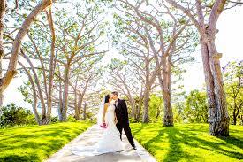 wayfarer chapel wedding lan and braeden s wedding at wayfarers chapel beautiful day