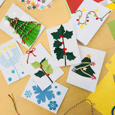 Kid Crafts For Christmas - christmas crafts for kids martha stewart