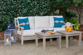Patio Teak Furniture How To Clean And Care For Teak Furniture Wayfair