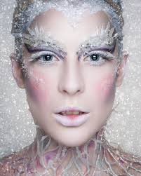 ice queen makeup google search end of the year show