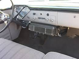 1952 Ford Truck Vintage Air - rods under dash air conditioner the h a m b