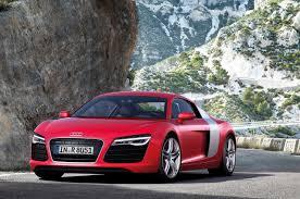 Audi R8 Jet Blue - 100 cars audi r8 v10
