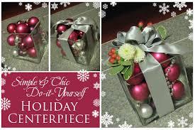 Christmas Centerpieces Diy by Let U0027s Talk Centerpieces Smart Ideas For Your Events