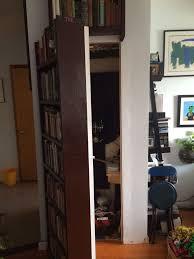 Secret Closet Door Simple Secret Bookshelf Door Book Unlock Mechanism
