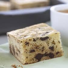 chocolate chunk vanilla cake recipe desserts carnation milk