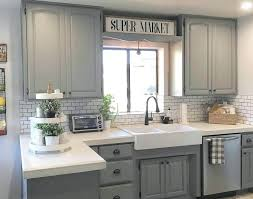 grey kitchen cabinets with granite countertops grey cabinets with white countertops realvalladolid club
