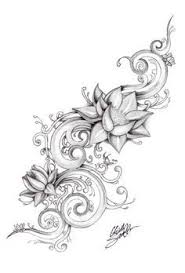 Simple Lotus Flower Drawing - best 25 lotus flower tattoos ideas on pinterest lotus flower