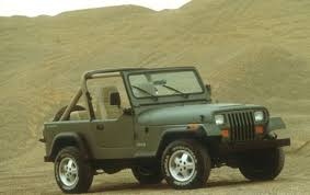 matte green jeep 1990 jeep wrangler information and photos zombiedrive