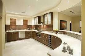 kitchen interior decoration in luxury and modern kitchen decor