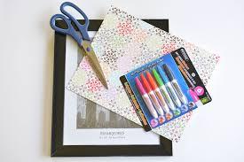 Dry Erase Board Decorating Ideas 5 Minute Dry Erase Board Easy Diy Whiteboards