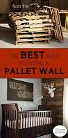 best 25 pallet accent wall ideas on pinterest pallet walls