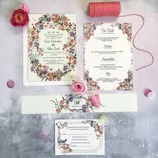 garden wedding invitations enchanted garden wedding invitations evening invitations