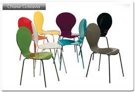 chaise de cuisine design chaise design pour cuisine modèle guastavia plan de travail 33 fr