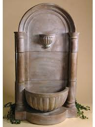 Garden Fountains And Outdoor Decor 63 Best Wall Fountains Images On Pinterest Wall Fountains