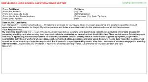 cook cover letter cover letter sample yours sincerely mark dixon