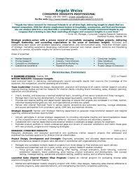 Analyst Resume Sample Sample Resume For Research Analyst Equity Research Analyst Resume