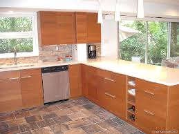 Galley Kitchen Renovation The Mid Century Modern Kitchen Remodel Design Trend Artbynessa