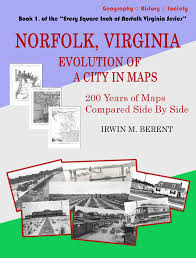 Norfolk Virginia Map by Norfolk History Geography And Genealogy