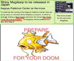 Magikarp Meme - a godly powerful shiny magikarp by keyblademagicdan on deviantart