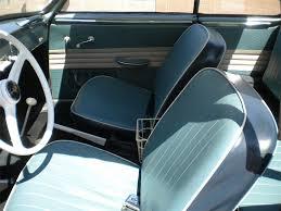 Karmann Ghia Interior 1957 Volkswagen Karmann Ghia 198122