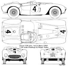 car ferrari drawing car ferrari 375 the photo thumbnail image of figure drawing