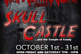 fundraiser by jeanette verbunker heck u0027s haunted house needs help