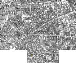 Ord Map Casebook Jack The Ripper 1894 Ordinance Map Of Whitechapel Division