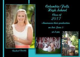 photo graduation announcements graduation announcements valerie mcintyre