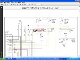 2010 honda insight wiring diagram 2010 honda insight repair manual