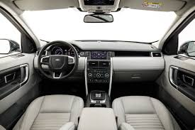 land rover discovery 2016 interior look the new land rover discovery sport motoring business