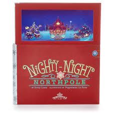 Kitchen Of Light Hallmark Nighty Night Northpole Hardcover Light Up Christmas Story