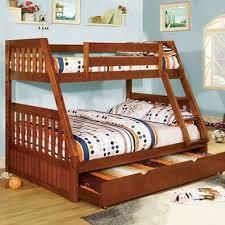 Rustic Bunk Bed Rustic Bunk Loft Beds You Ll Wayfair