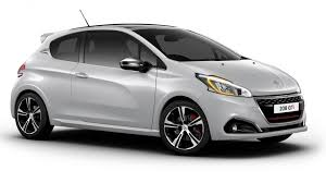 peugeot car valuation new peugeot 208 hatchback 1 6 thp gti prestige 3dr robins and day