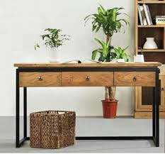 vieux bureau en bois simple et moderne bureau en bois avec tiroirs bureau d ordinateur