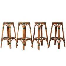 set of four elliott bar stool by kelly wearstler at 1stdibs