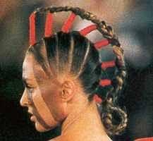 celtic warrior hair braids 51 best braids n plaits images on pinterest hair makeup