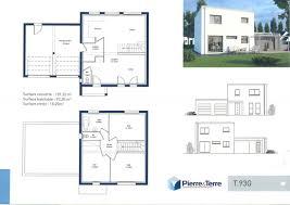 plan de maison 3 chambres salon plan maison deux etages a brillant plan maison etage 3 chambres