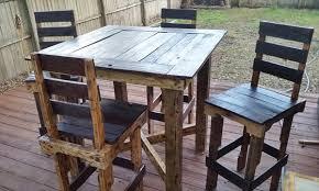 Pallet Dining Room Table Diy Pallet Dining Table Design Pallet Furniture Diy