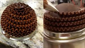 How Decorate Cake At Home Amazing Chocolate Cake Decorating Videos Cake Style 2017