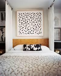 bedroom choose black flowery cushion cozy diy canopy bed