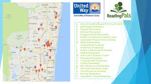 Boca Raton Map Readingpals United Way Of Broward County