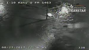 Houston Transtar Traffic Map Incredible Water Rescue Caught On Camera