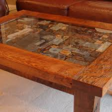 Glass Display Coffee Table Coffee Tables Hearthwoods