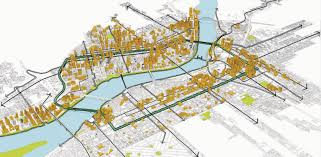 Portland Zoning Map by A Change Of Height Places Over Time