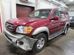 used toyota sequoia parts parting out 2002 toyota sequoia stock 150359 tom s foreign